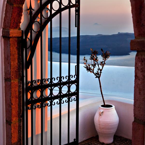 Sunset Archway