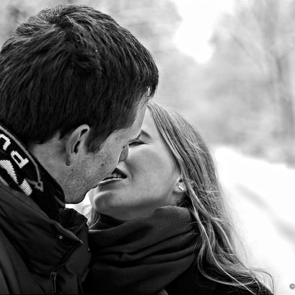 Kiss in The Cold