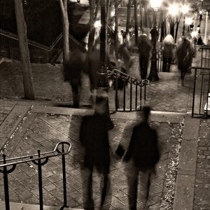 Ghosts of Montmartre