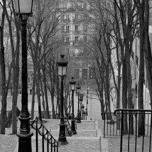 Montmartre Stairway