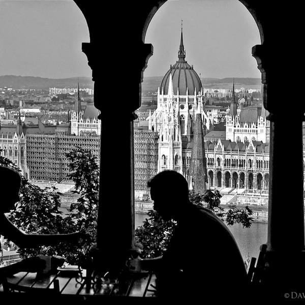 Coffee by Danube